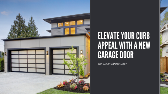 elevate your curb appeal